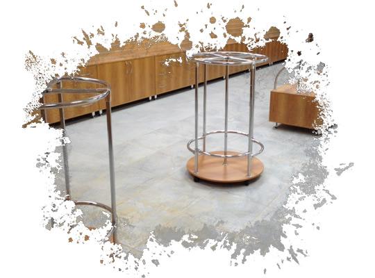 Изготовление торговой мебели в Красноярске