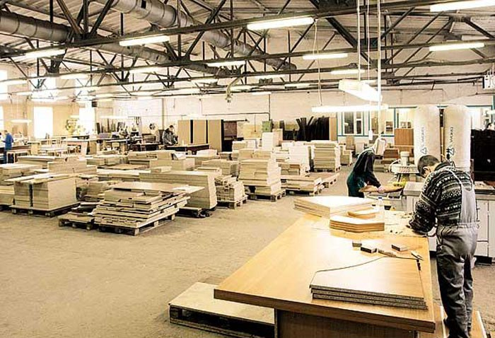 Мебельное производство в Красноярске